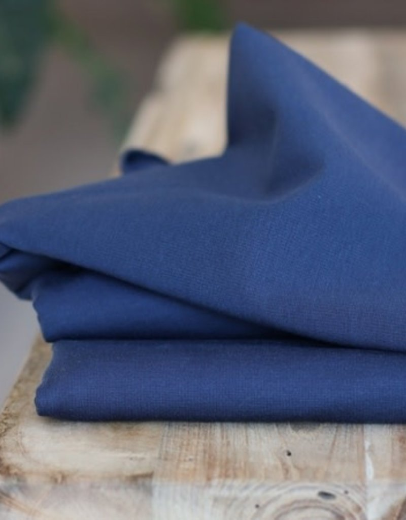Meet Milk Tencel jersey blueberry
