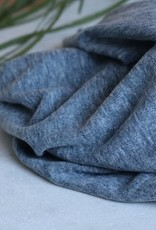 Mind the maker Brushed pique sweater navy