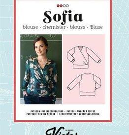 Sofia blouse