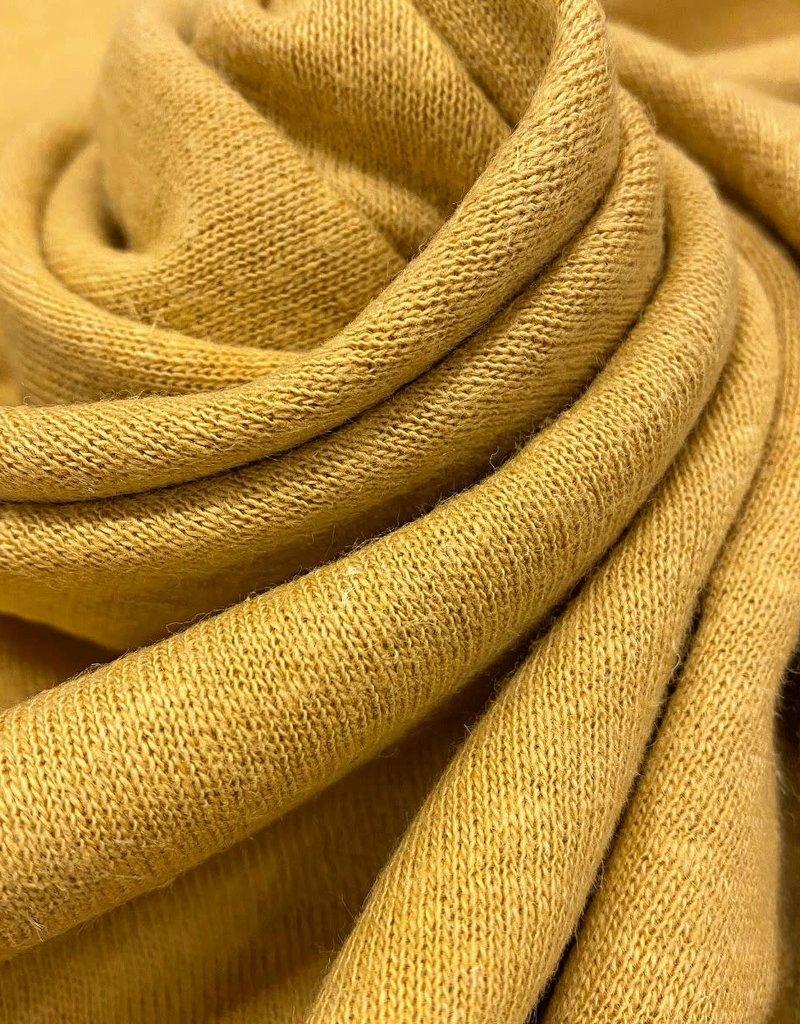 La Maison Victor Linnen tricot mosterd/Coralie/Christine