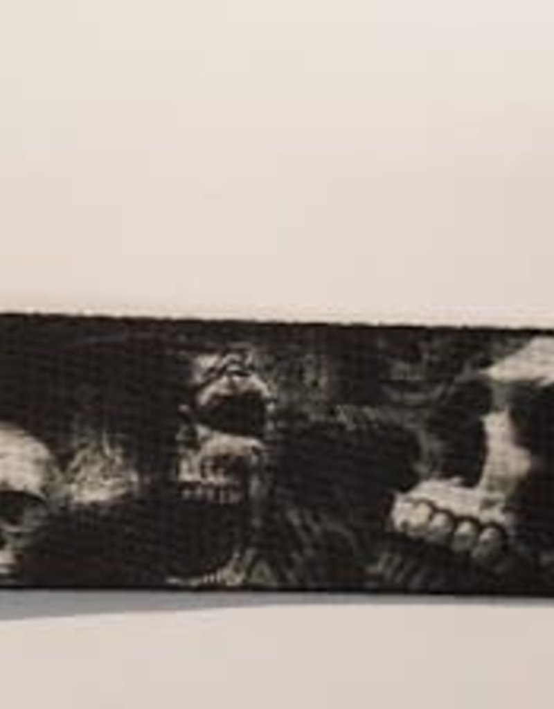Tassenband doodshoofd