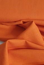 Orange linnen/ viscose