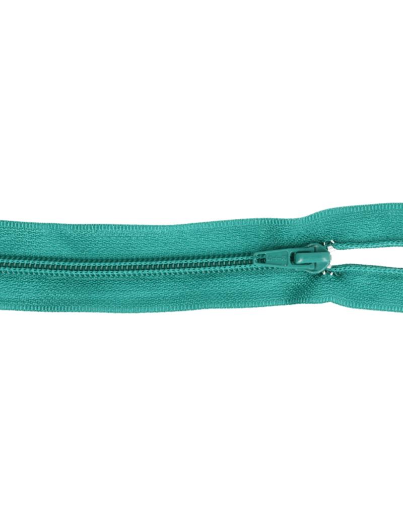 Deelbare spiraal rits 70 cm