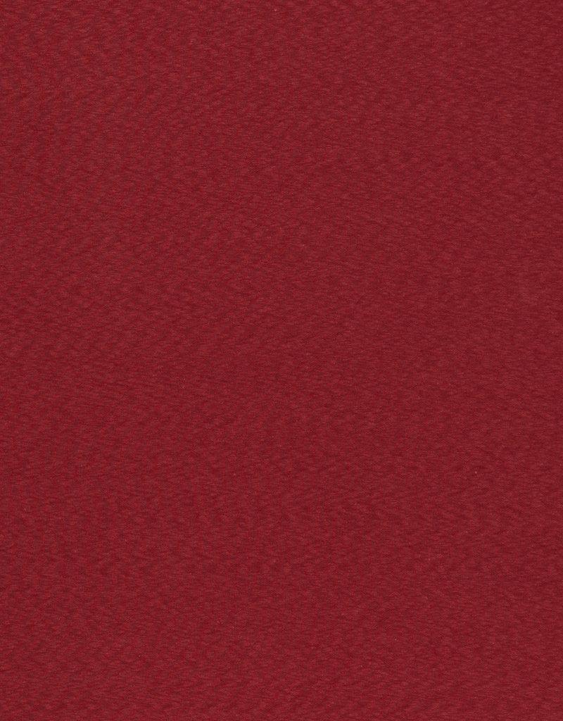 Prag slub jacquard rood