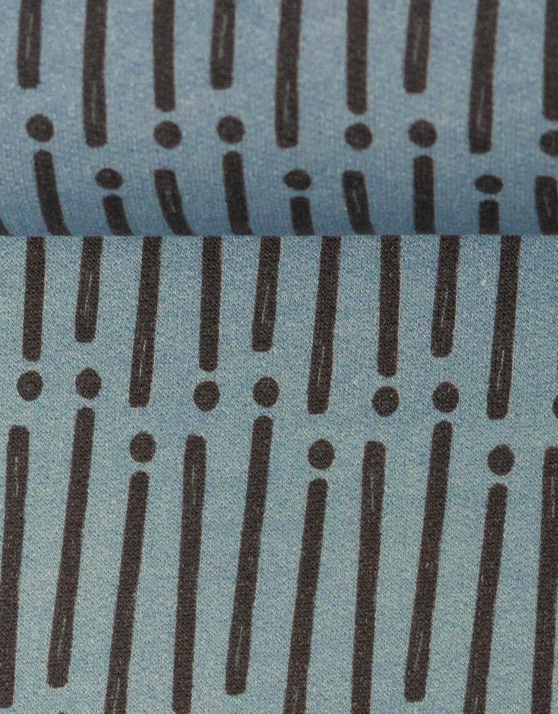 Mini forest stripes