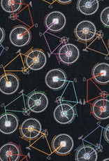 Bicycles black