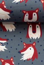 Furry faces by Käselotti vosjes