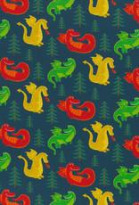 Draken by Sandra Kretzmann