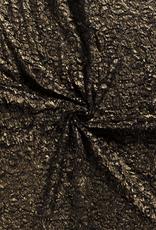 Teddy foil dark groen
