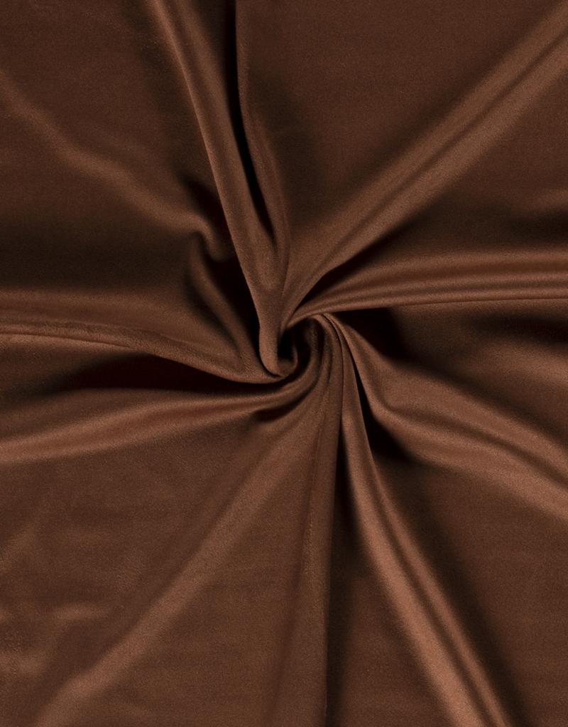 Suede brown