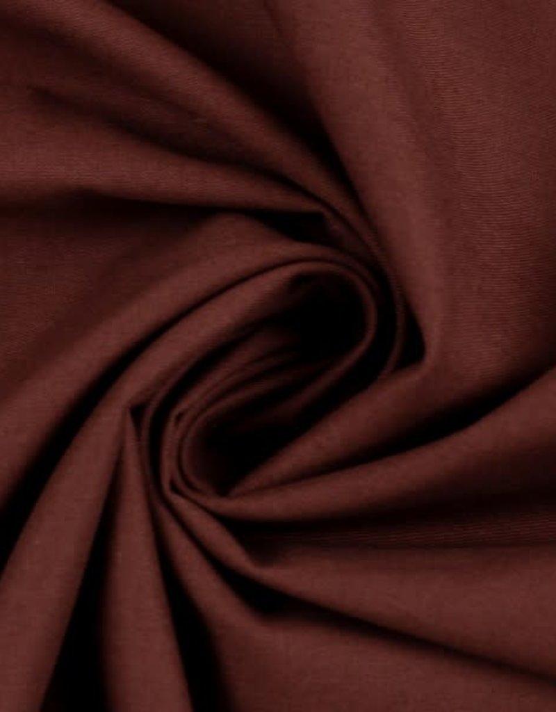 Heide katoen  bruin