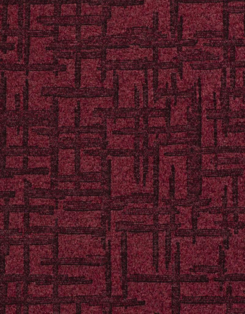 Squares dark red