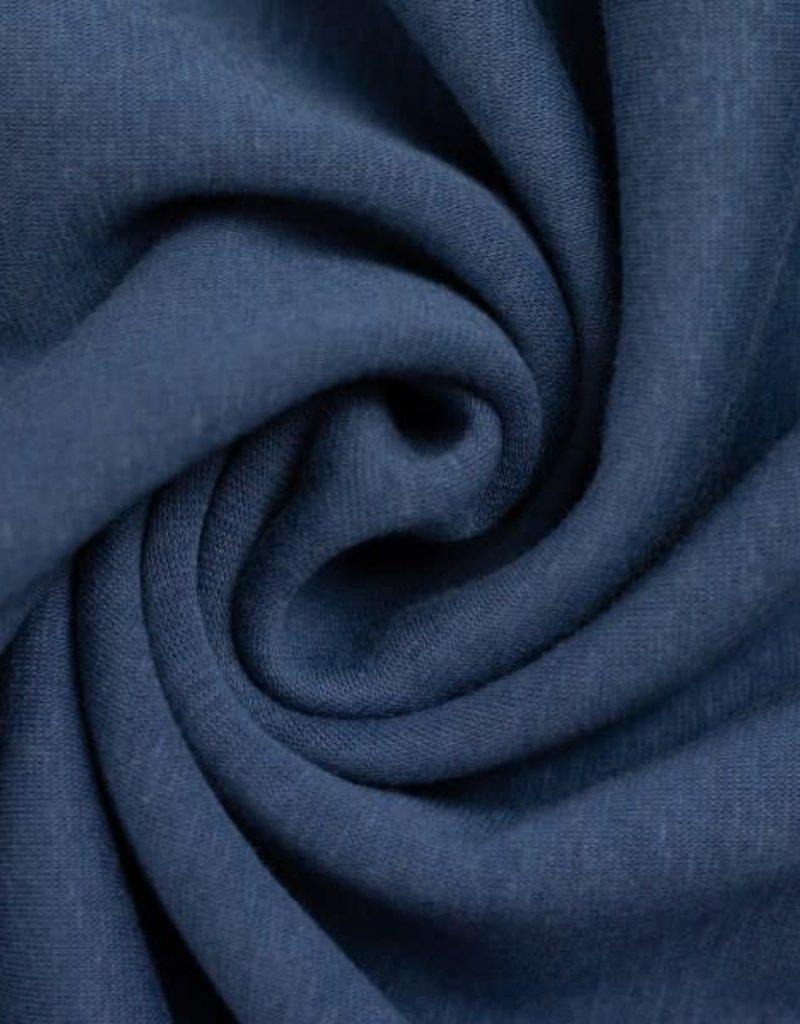 Alpen fleece denim blue