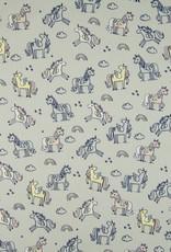 Unicorns cotton