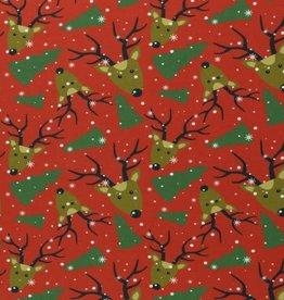 Rudolf and trees