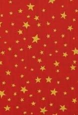 Christmas stars red