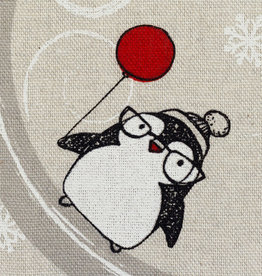 Kerst pinguin