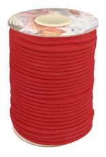 Paspel katoen licht rood
