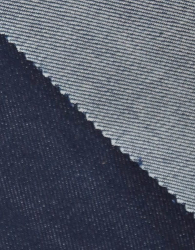 Denim jeans lycra blauw