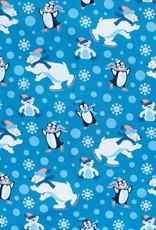 Snow flakes icebear