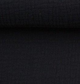 Tetra katoen zwart