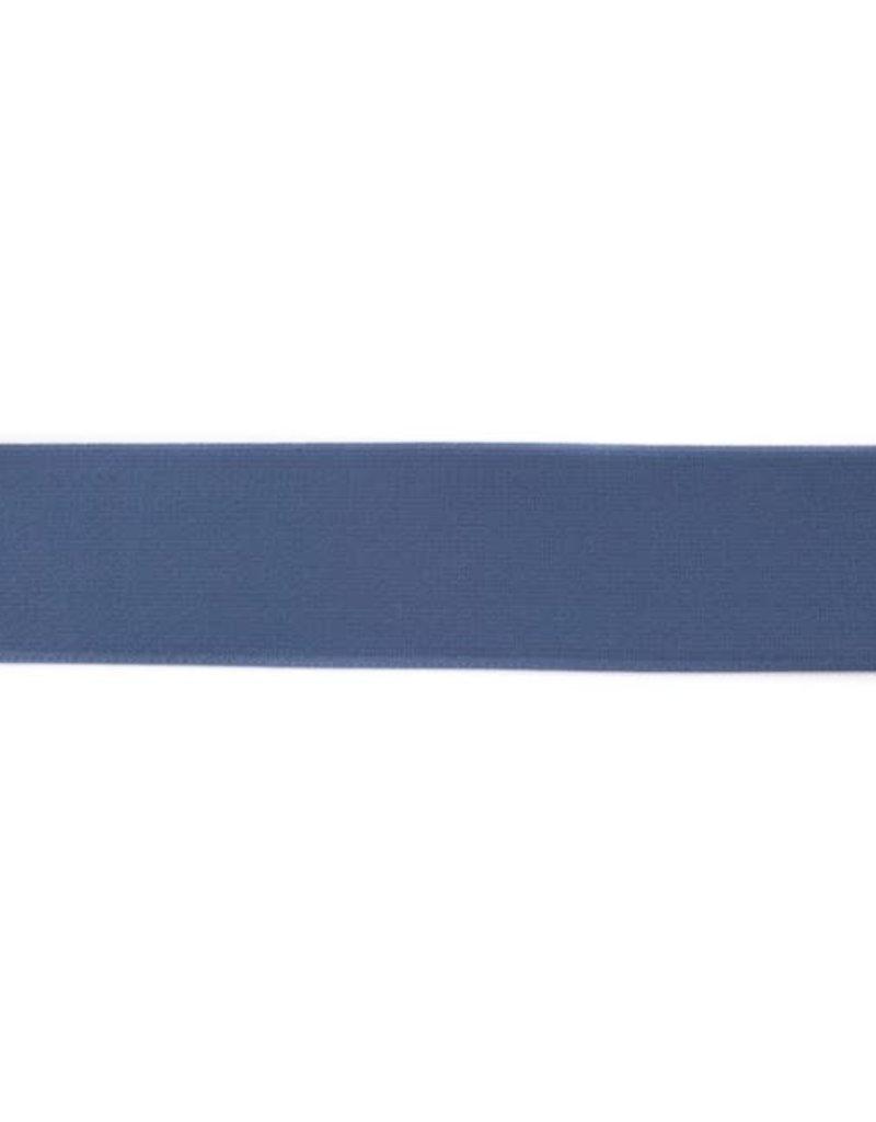 Elastiek colour uni line  40 mm