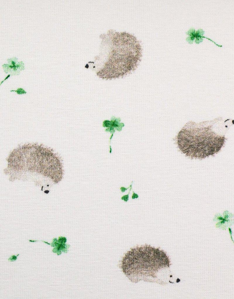 Little spring hedgehog