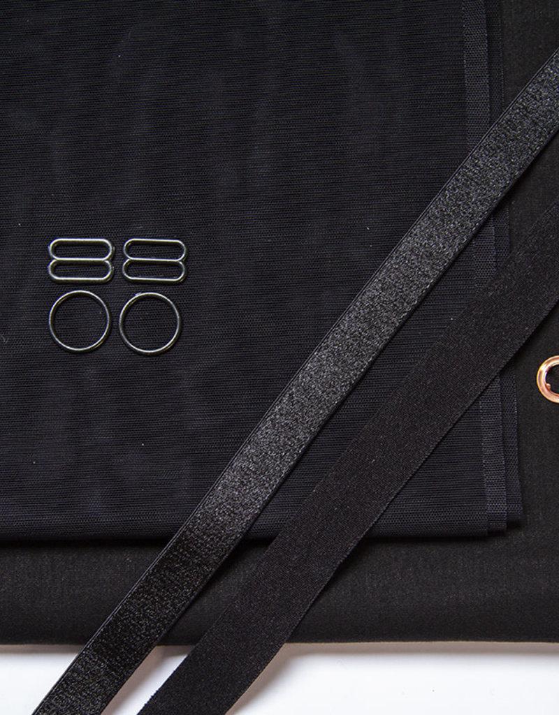 Bodysuit  Hibou bamboo jersey