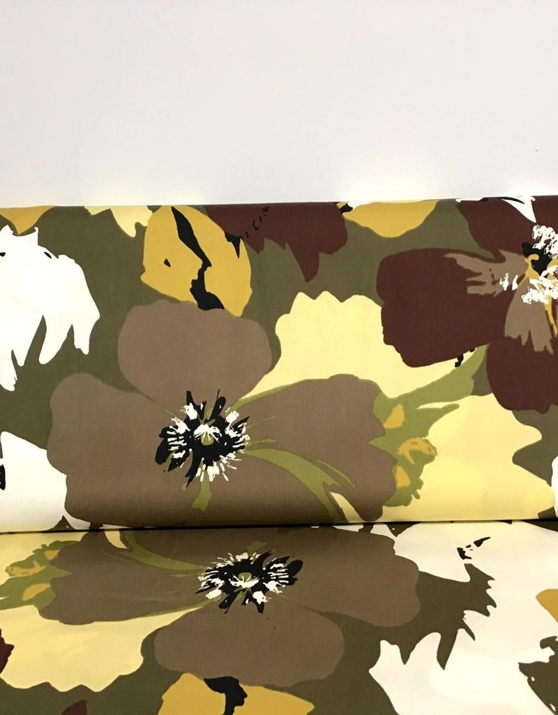 Camouflage bloem