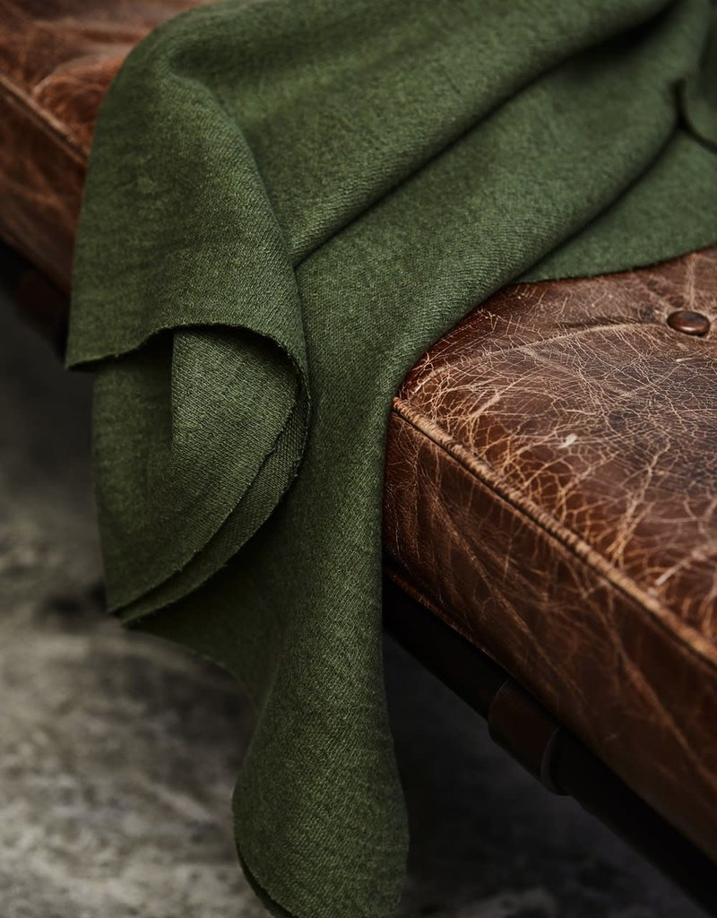 Mind the maker Organic Woolen mold sweat kaki