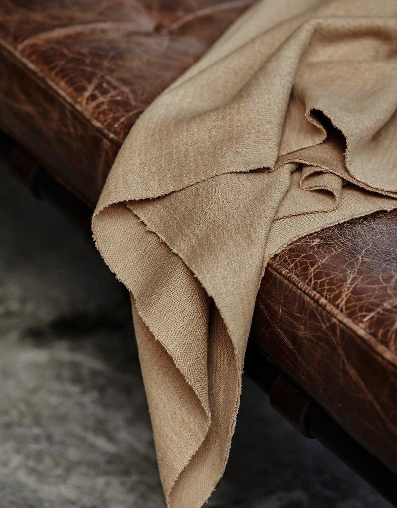Mind the maker Organic Woolen mold sweat dune