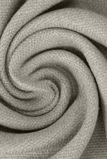 Stretch linnen beige