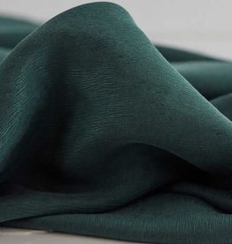 Meet Milk Cupro tencel  bark deep green