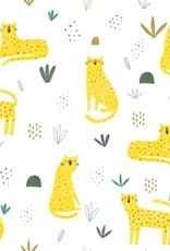 Katia fabrics Leopard