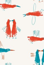 Katia fabrics Canvas animal foot