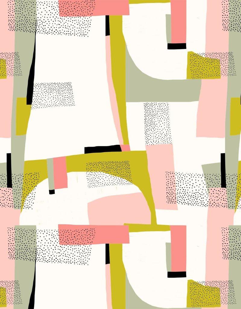 Katia fabrics Canvas gold