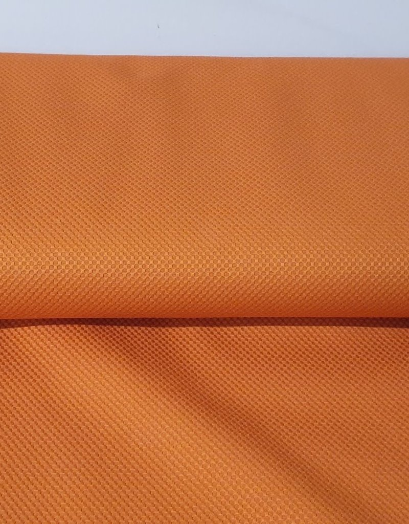 Piquee katoen Oranje