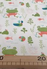 Riley Blake Splash frogs