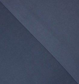 Micro  fleece sport donker blauw