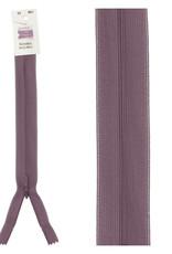 Blinde rits|violet|kleur 863