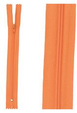 Rits|niet deelbaar|oranje|kleur 523