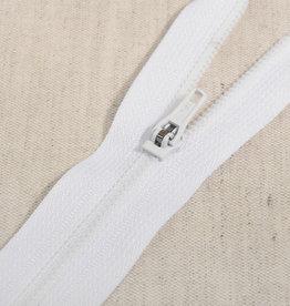 Broekrits|niet deelbaar| wit|kleur 501