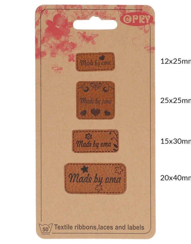 Skai labels 'made by oma'