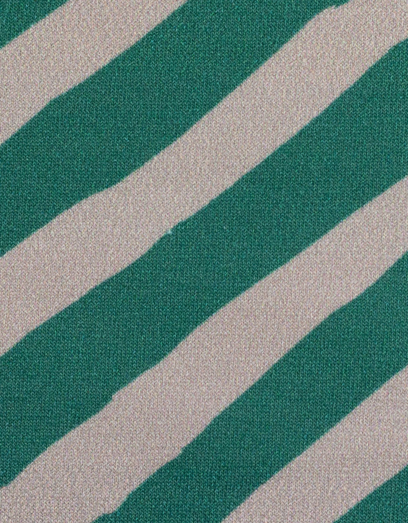 To the top by Käselotti green stripes