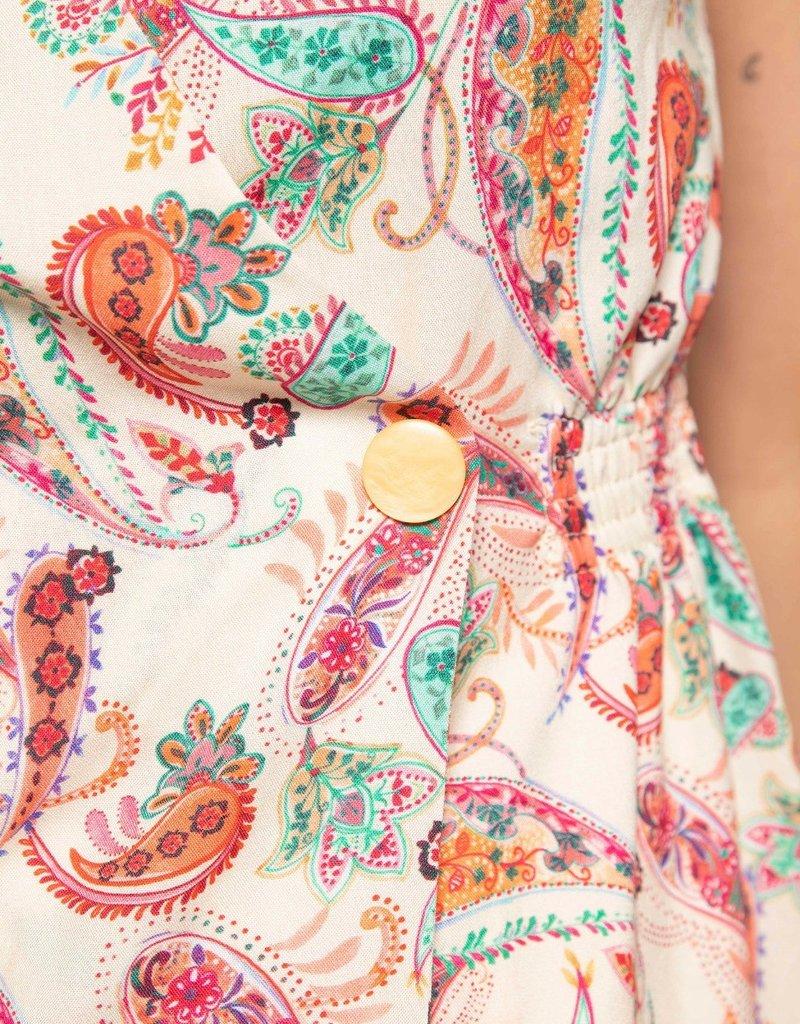 La Maison Victor Romanie blouse