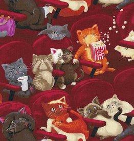 Cinema cats