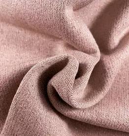 Glitter sweat rosé