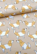 Eva Mouton Doggy beige