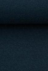 French terry Maike  blauw