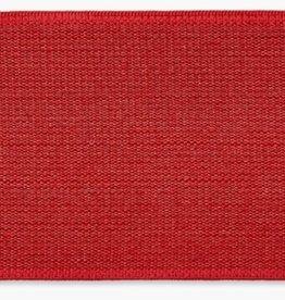 Elastiek donker rood